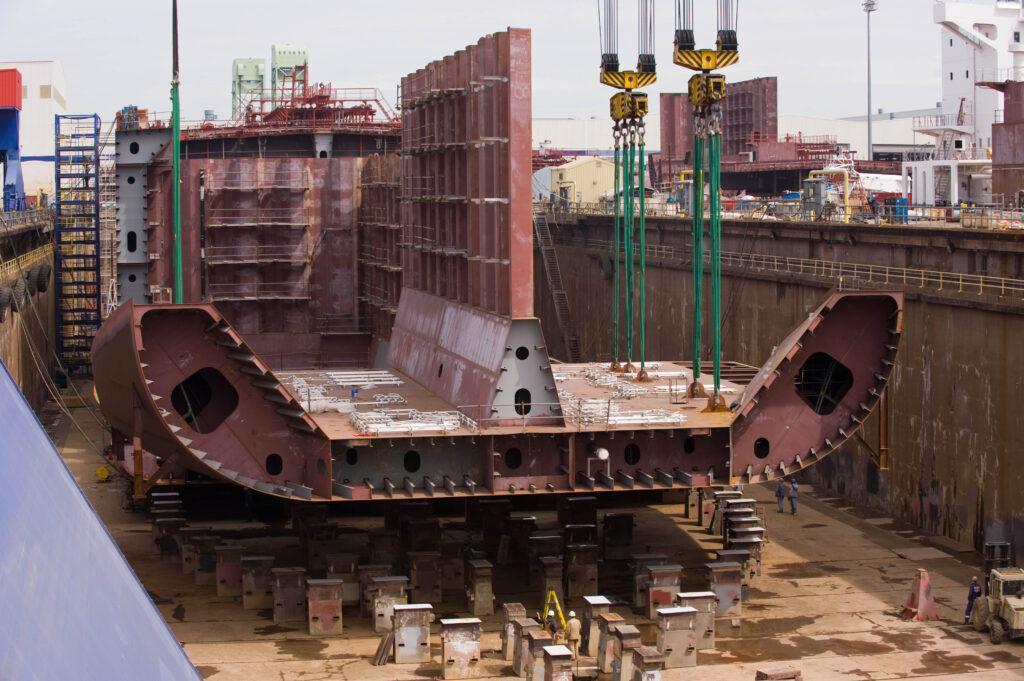 615t_Ship Building