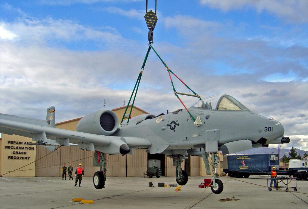 Aviation _ A10-NellisAFB