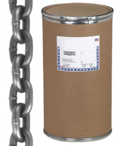 Cut length chain and barrel